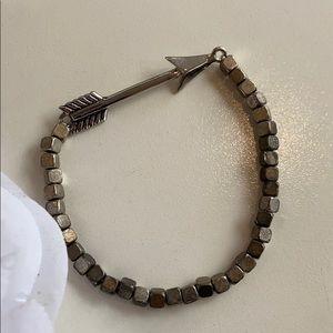 New! Beaded Arrow Bracelet